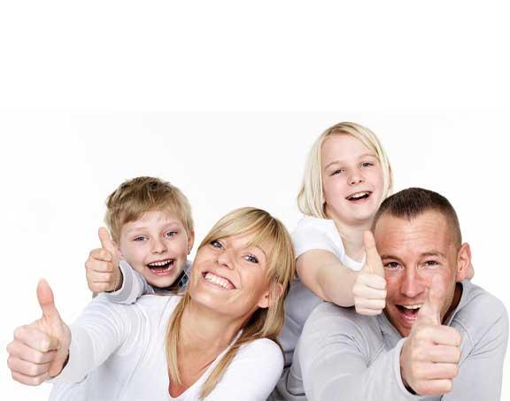 Familien-Absicherung