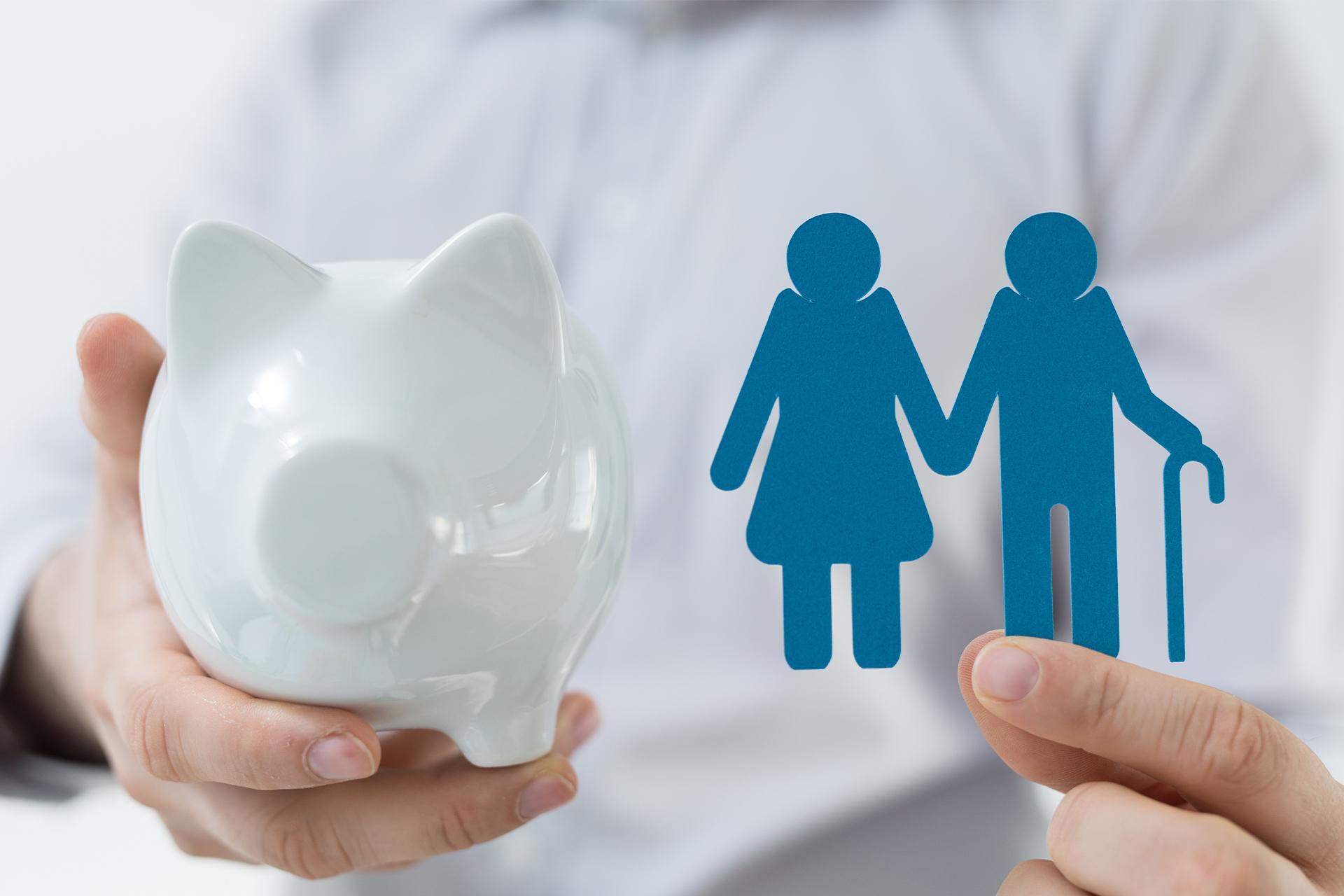 Finanzplanung Vorsorge
