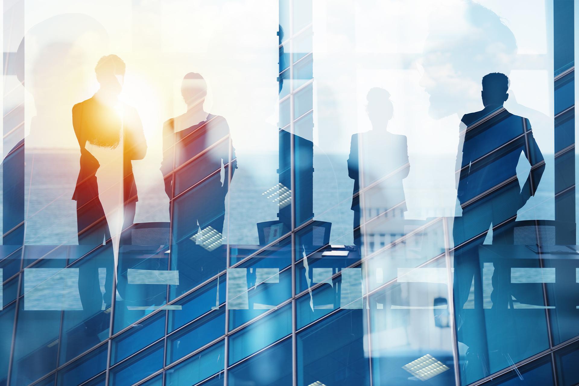 Finanzplanung Firmenkunden